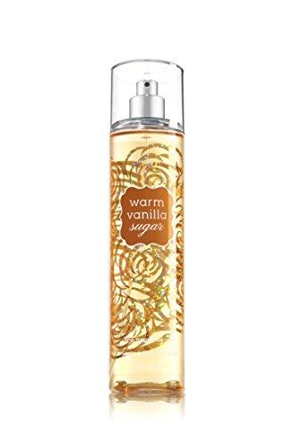 Bath & Body Works - Warm Vanilla Sugar Fine Fragrance Mist