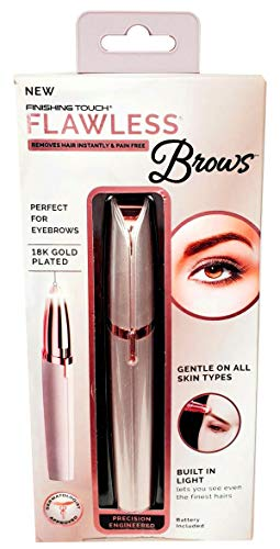Finishing Touch - Flawless Brows Eyebrow Hair Remover