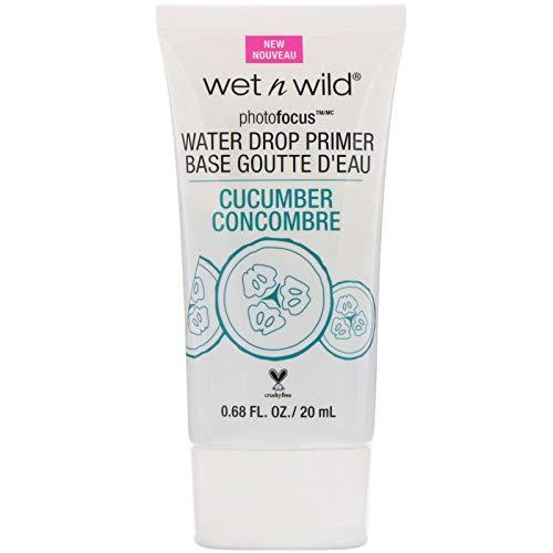 Wet N' Wild - Wet N Wild Photo Focus Water Drop Primer ~ Cucumber