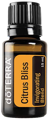 Doterra - doTERRA - Citrus Bliss Essential Oil Invigorating Blend - Promotes Positive Mood and Reduced Stress with Energizing and Refreshing Properties; For Diffusion or Topical Use - 15 mL