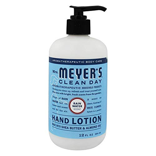 Mrs. Meyers - Mrs. Meyer's - Clean Day Hand Lotion Rain Water - 12 fl. oz.