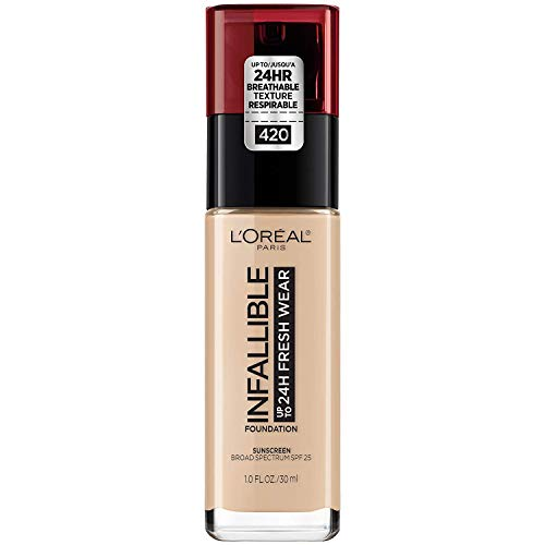 L'Oreal Paris - Infallible Up to 24 Hour Fresh Wear Foundation
