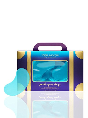 Tarte - Tarte Pack Your Bags 911 Undereye Rescue Patches Set of 4