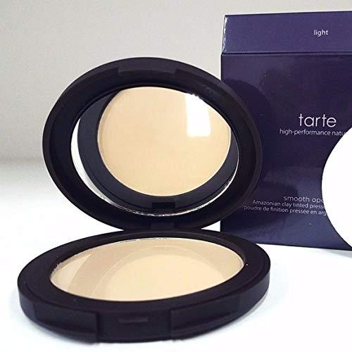 Tarte - tarte Smooth Operator Amazonian Clay Tinted Pressed Finishing Powder (Light) by Tarte
