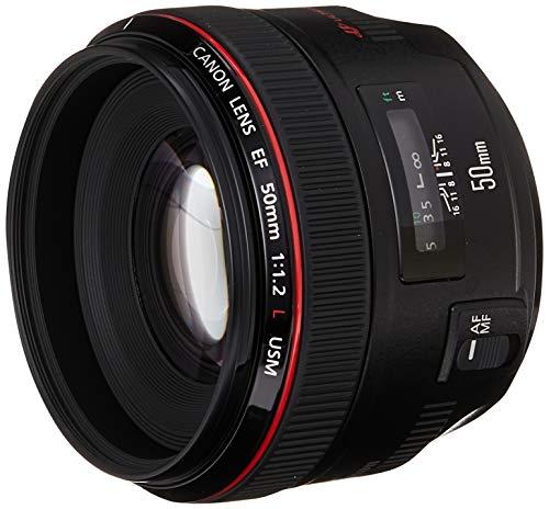 Canon Canon EF 50mm f/1.2 L USM Lens for Canon Digital SLR Cameras - Fixed