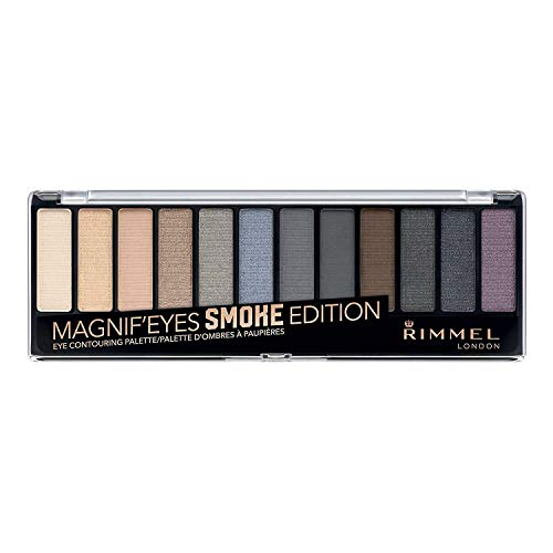 Rimmel - Magnifyeyes Eye Palette Grunge Glamour