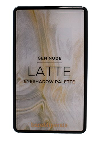 Bare Escentuals - bareMinerals Gen Nude Latte Eyeshadow Palette, 0.18 Ounce