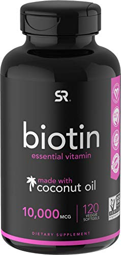Sports Research - Biotin with Organic Coconut Oil