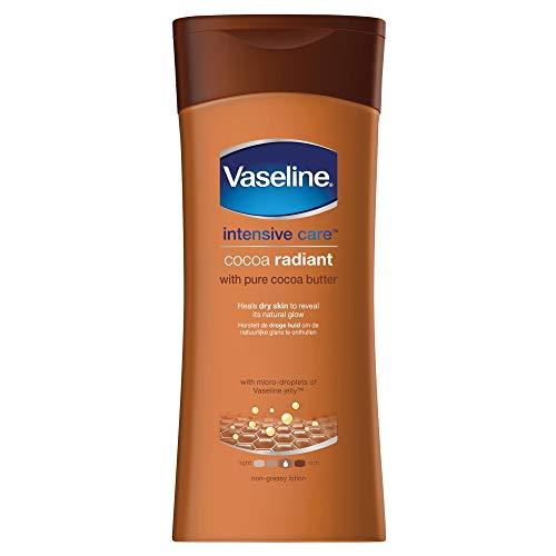 Vaseline - Vaseline Essential Moisture Cocoa Radiant Lotion 200ml Pack of 3