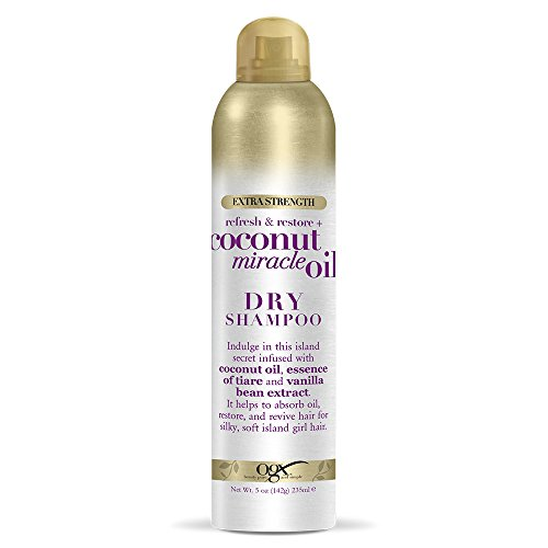 Organix - Coconut Miracle Oil Dry Shampoo