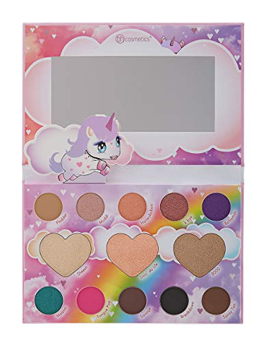 Bhcosmetics - Macnificent 13-Color Shadow & Highlighter Palette