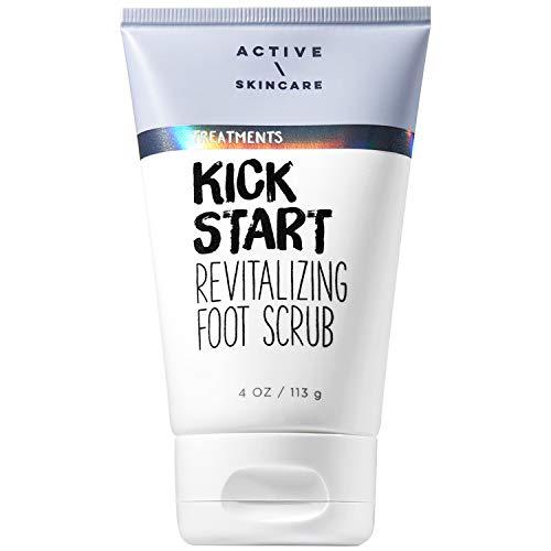 Bath & Body Works - Bath and Body Works Active Skincare KICK START Revitalizing Foot Scrub 4 Ounce