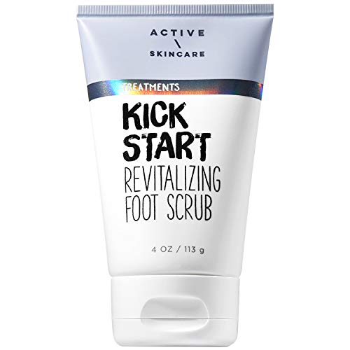 Bath & Body Works - Bath and Body Works Active Skincare KICK START Revitalizing Foot Scrub 4 Ounce