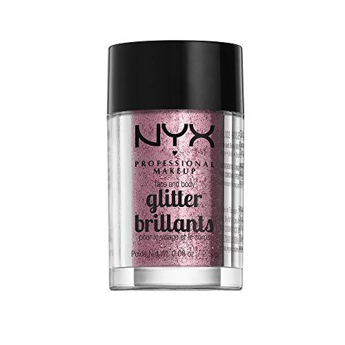 NYX - Face & Body Glitter, Rose