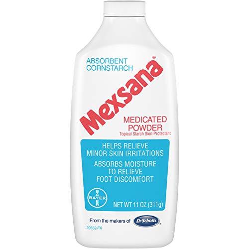 MEXSANA - MEXSANA Medicated Powder, 11 Oz (3 Pack)