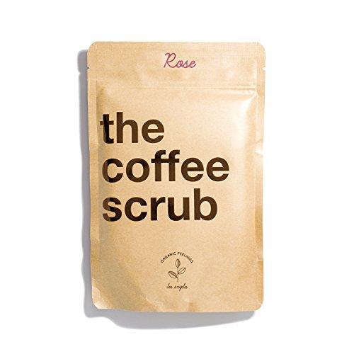 Organic Feelings - The Coffee Scrub - 100% Organic & Natural Recipe