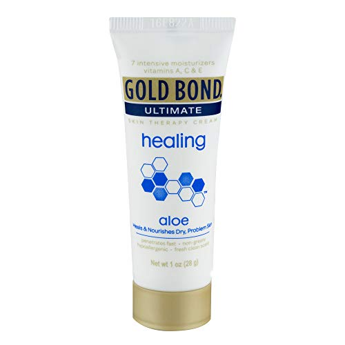 Gold Bond Ultimate Gold Bond Ultimate Ultimate Healing Lotion, Aloe 1 oz (Pack of 9)