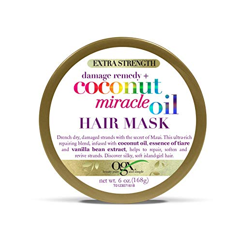 Ogx - Extra Strength Damage Remedy + Coconut Miracle Oil Hair Mask