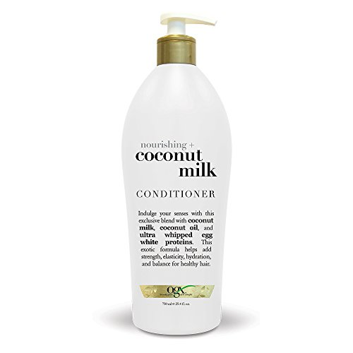 Ogx - OGX Salon Size Nourishing Coconut Milk Conditioner, 25.4 Ounce