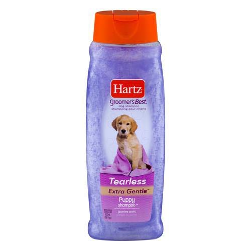 Hartz - Hartz Groomer's Best Puppy Shampoo - Jasmine (Pack of 4)