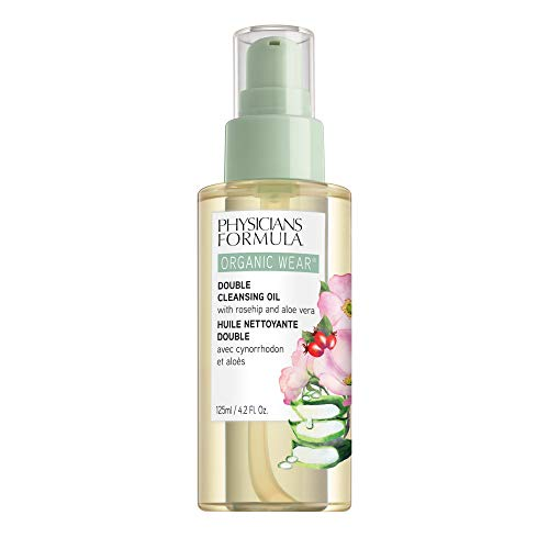 Physicians Formula - Physicians Formula Organic Wear Double Cleansing Oil, Cleanse, 0.42 Fl Ounce