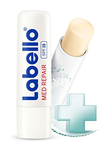 Labello - Labello MED Repair (Formaly Known As MED Protection) Lip Balm 3 Pack