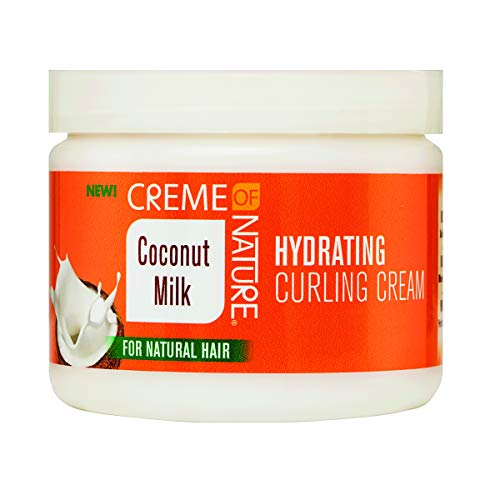 Creme of Nature - Creme Of Nature Coconut Milk Hydrating Curling Cream 11.5 Ounce (340ml)