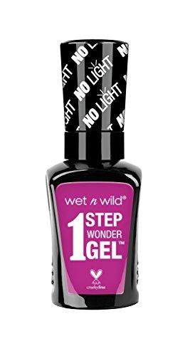 Wet Wild - Wet & Wild Feluschia Wonder Gel 1 Step, 2.24 Ounce