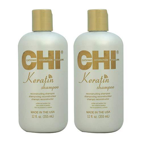 Chi - CHI Keratin Shampoo, 12 fl. oz.