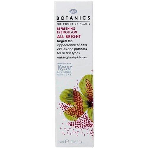 Boots Botanics - All Bright Refreshing Eye Roll-On