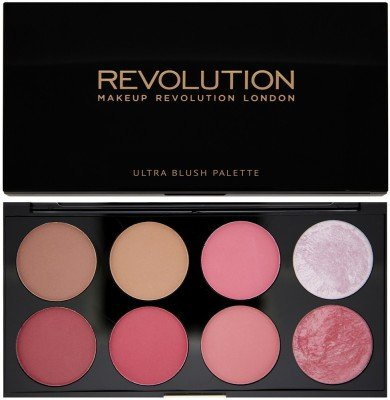 Makeup Revolution - Makeup Revolution London Ultra Blush Palette 13 G(sugar and Spice)