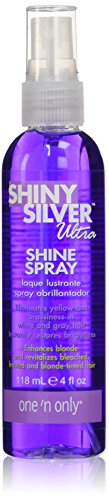 One 'N Only - One'N Only Shiny Silver Ultra Shine Spray,4 oz