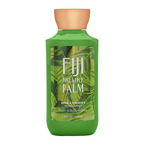 Bath & Body Works - Bath & Body Works Shea & Vitamin E Lotion Fiji Pineapple Palm