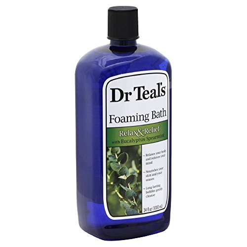 Dr Teal'S - Dr. Teal's 34 oz. Eucalyptus Spearmint Foaming Bath