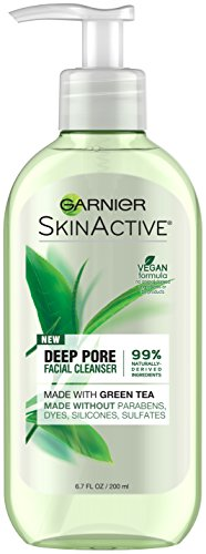 Garnier - SkinActive Face Wash with Green Tea