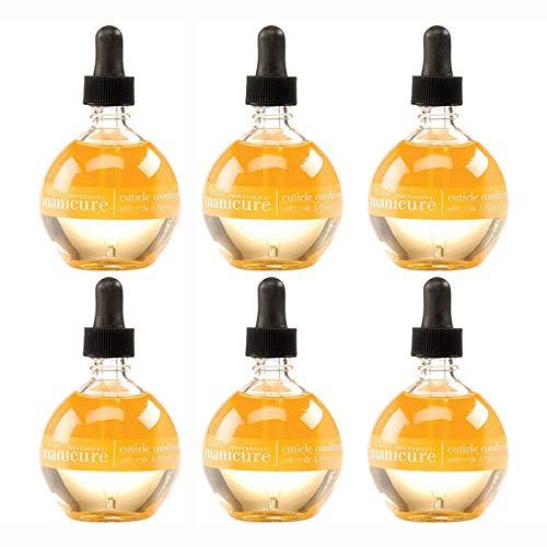 Cuccio - Cuccio Professional Cuticle Oil Conditioning Milk & Honey 2.5 oz (6 Pieces)