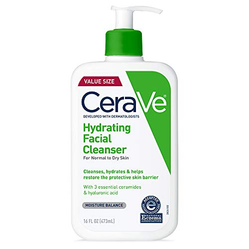 Cerave - CeraVe Hydrating Face Wash