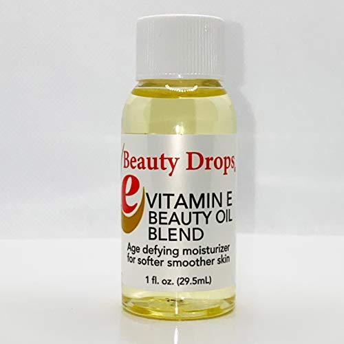 Beauty Drops - Beauty Drops Vitamin E Beauty Drops Oil 1 Ounce