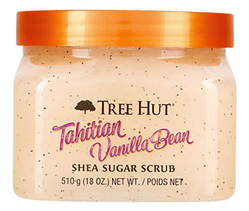 Tree Hut - Sugar Body Scrub Tahitian Vanilla Bean