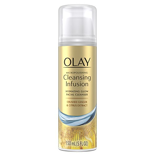 Olay - Micropolishing Cleansing Infusion Facial Cleanser, Ginger