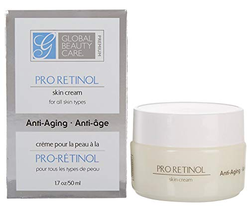Global beauty care premium - Global Beauty Care Pro Retinal Skin Cream Anti-Aging 1.7-Ounce