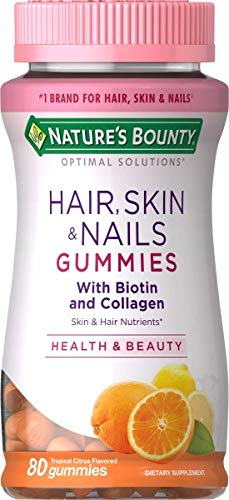 Nature'S Bounty - Optimal Solutions Hair, Skin & Nails with Biotin and Collagen