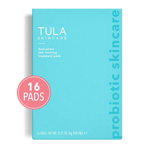 TULA Skin Care - Probiotic Skin Care Dual-Phase Skin Reviving Treatment Pads