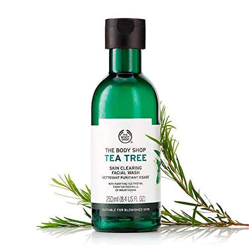 The Body Shop - Tea Tree Skin Clearing Body Wash