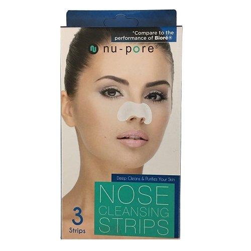 Nu-Pore - Wholesale Nu-Pore Nose Cleansing Strips 3ct