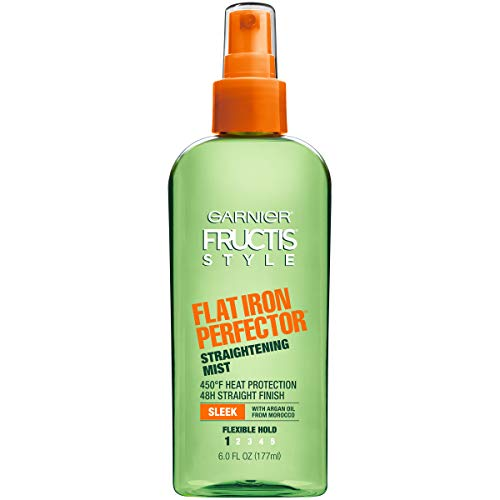 Garnier - Garnier Fructis Style Flat Iron Perfector Straightening Mist, 6 oz. (Packaging May Vary)