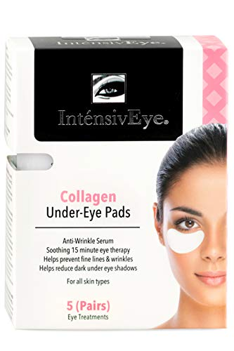 InténsivEye - Collagen Under-Eye Pads 5 Ct