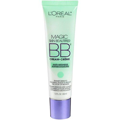 L'Oreal Paris - L'oreal Paris Magic Skin Beautifier Bb Cream, Anti-redness, 1 Fluid Ounce (Two Pack)