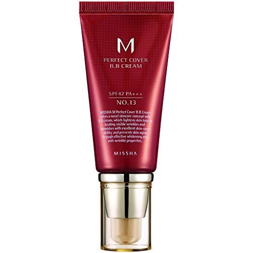 Missha - MISSHA M Perfect Cover BB Cream SPF 42 PA+++(50ml) #29 Caramel Beige