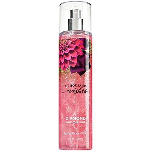 Bath and Body Works - A Thousand Wishes Diamond Shimmer Mist